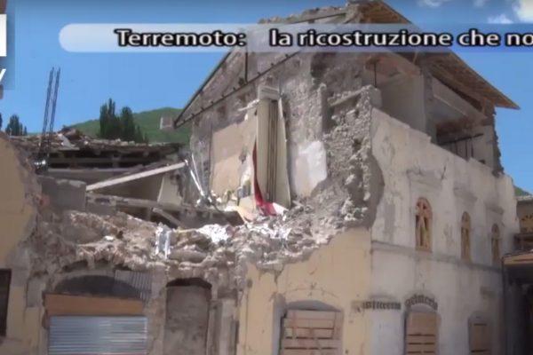 Terremoto: la ricostruzione che non c'è