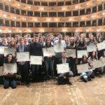 Fermo: al Teatro dell'Aquila la 55^ edizione della Pagella d'Oro