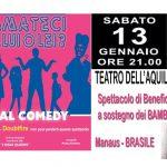 """Fermo: sabato 13 al Teatro dell'Aquila """"Chiamateci LOL ... Lui o Lei?"""""""