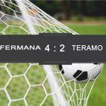 FERMANA - TERAMO 4-2