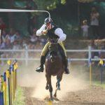 Servigliano - Nozze d'Oro per il Torneo Cavalleresco di Castel Clementino