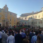 Fermo: festa in piazza per 35 nuovi ingegneri UNIVPM
