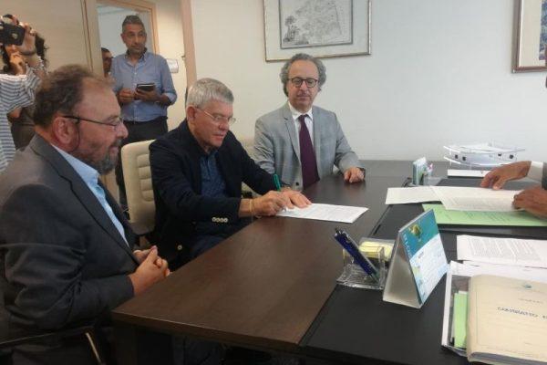 CIIP, Tennacola e Astea: nasce l'Unione Idrica Marche