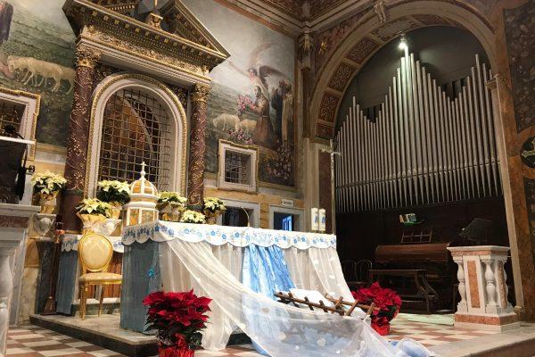Montefortino: la notte di Natale riapre il Santuario dell'Ambro