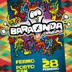 Baraonda, carnevale a Porto San Giorgio 2019
