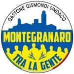 GASTONE GISMONDI - MONTEGRANARO TRA LA GENTE - PRESENTAZIONE LISTA
