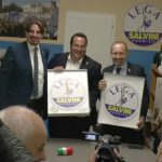 Lega sede provinciale a Fermo con l'On. Durigon