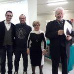 SCUOLA MEDIA L. DA VINCI INAUGURAZIONE BIBLIOTECA E VIAGGIO NELLA LEGALITA'