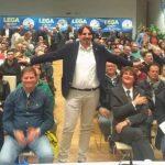 Mauro Lucentini candidato Lega per l'Europarlamento