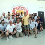 Festa Promozione Monterubbiano Calcio al Pastificio De Carlonis