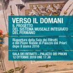2019 10 11 Riapertura Sala dei Ritratti a Fermo