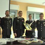 Presentazione Calendario storico Carabinieri 2020