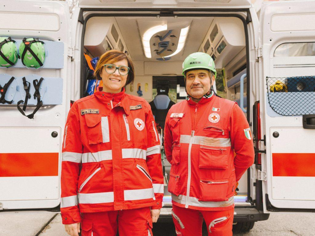 Croce Rossa Italiana Comitato Sibillini – Servizi per l'emergenza