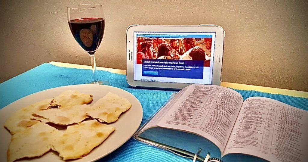 """La """"Commemorazione"""" in streaming : l'evento mondiale dei Testimoni di Geova ai tempi del Covid-19"""
