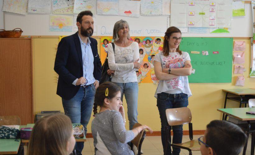 """2020 05 18 Sant'Elpidio. il sindaco Terrenzi al sen. Verducci:""""Bene i fondi alle scuole ma servono procedure snelle"""