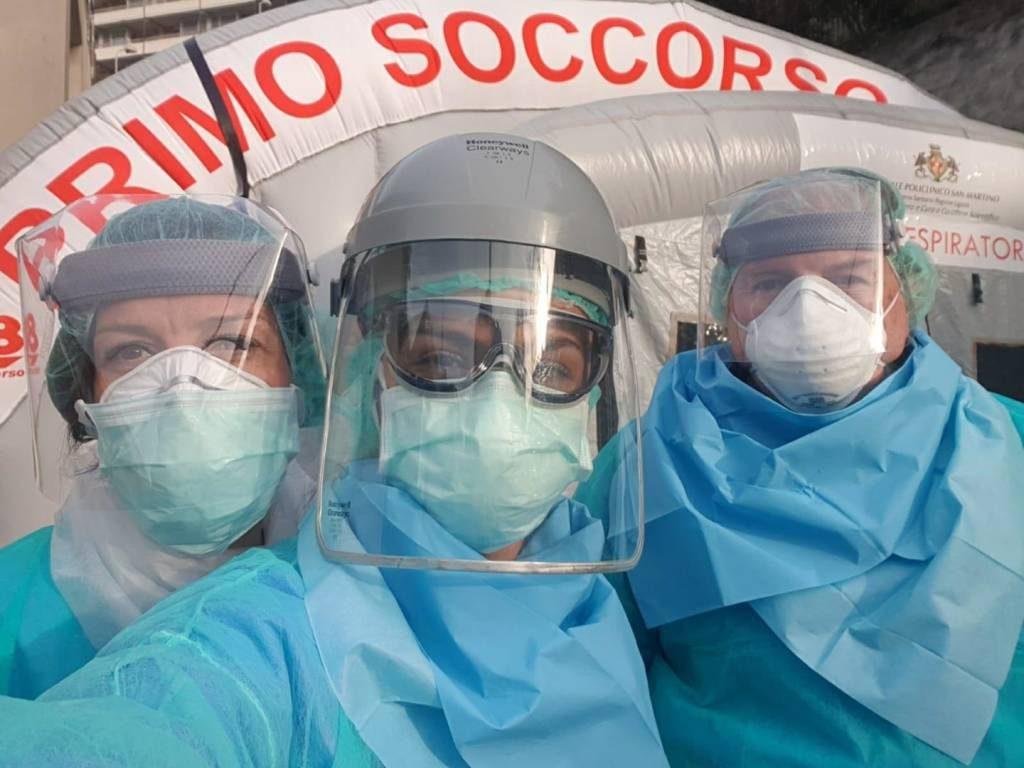 Emergenza Covid, 20 milioni di premi ai Sanitari.