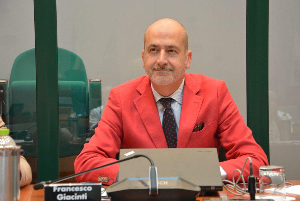 """Ripresa economica, approvata mozione di Giacinti: «inevitabile un nuovo patto sociale"""""""