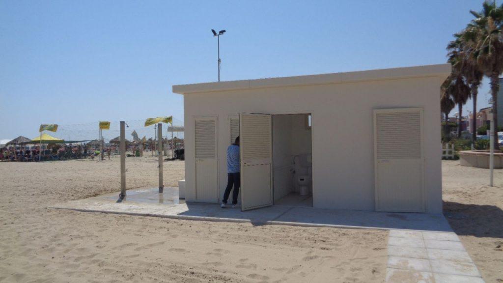 Accesso alle spiagge libere di persone con disabilità: nuovo progetto