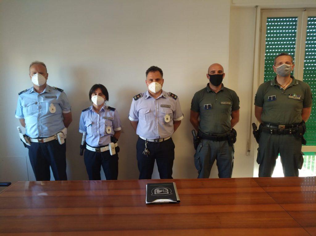 Polizia Provinciale e Polizia Locale insieme nella lotta al bracconaggio e contrasto al fenomeno dei clandestini irregolari