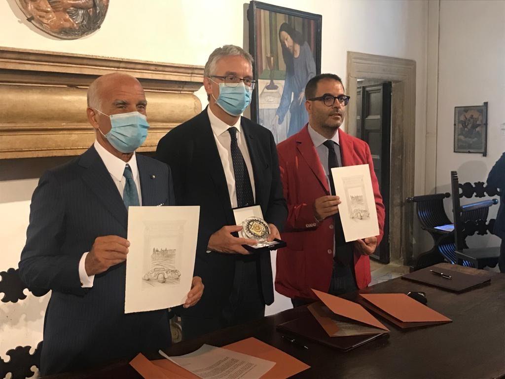Firmato protocollo tra Regione, Svim e Aci per la promozione delle attività turistiche nelle Marche