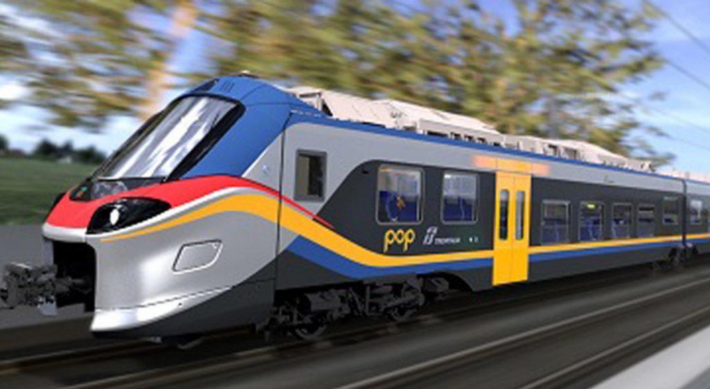 """Pesaro: due nuovi treni Pop. Ceriscioli: """"In 5 anni rinnoveremo tutto il parco"""""""
