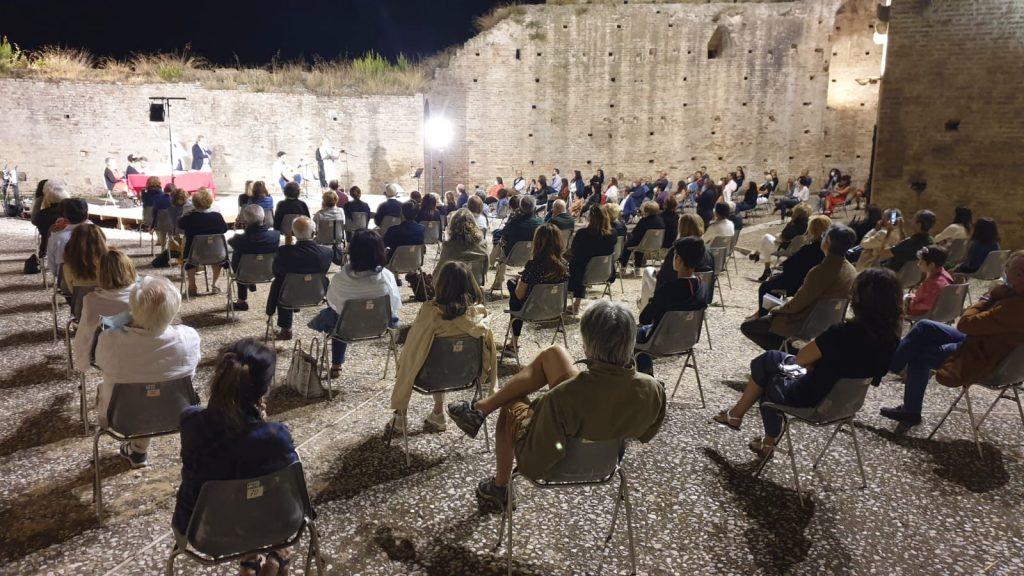 """Rocca Tiepolo: tutto esaurito per """"Marche d'Autore"""""""
