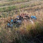 Fermo, scoperti rifiuti speciali abbandonati. Tempestivo l'intervento dell'ASITE.