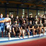 Ginnastica artistica maschile: in corso il collegiale estivo della Nazionale a Fermo