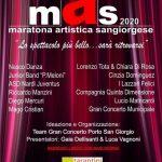 """Musica, spettacoli e esibizioni in 5 ore di  """"Maratona artistica sangiorgese"""" Venerdì 14 agosto (dalle 18,30) all'Arena Europa"""