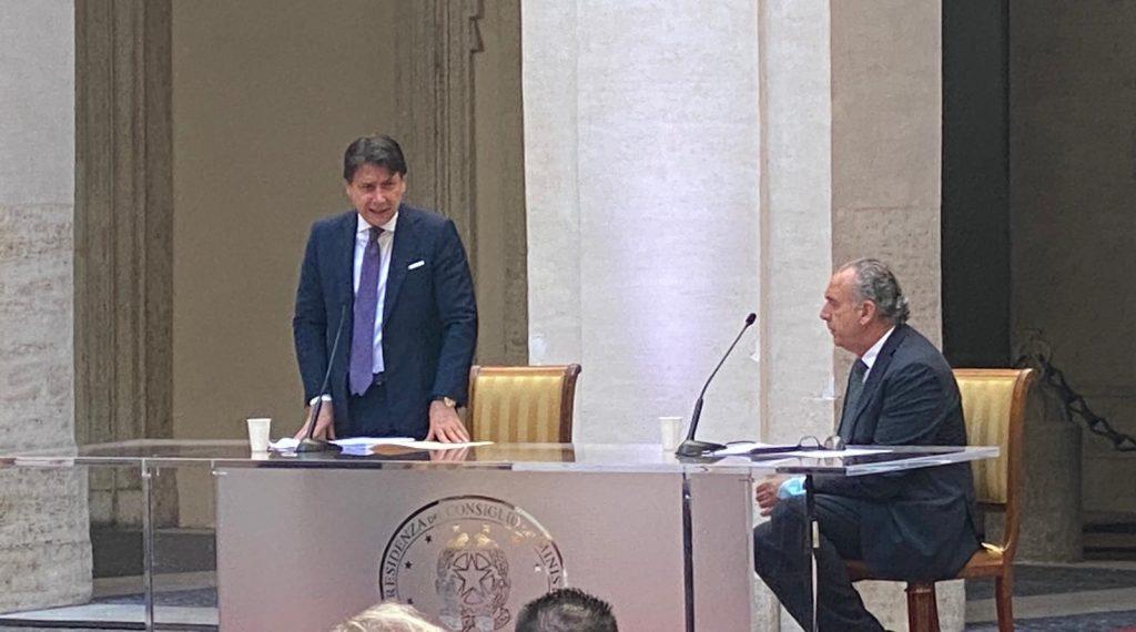 Ricostruzione post sisma, i Presidenti delle 4 Regioni colpite ricevuti da Conte
