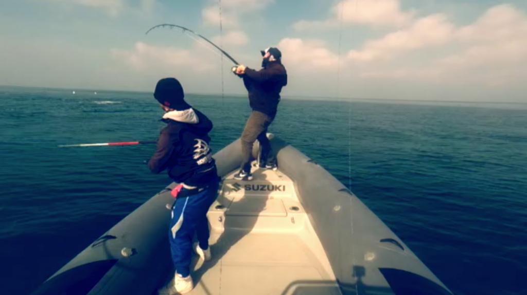 Campionato italiano di pesca spinning d'altura a Porto San Giorgio. Due giornate di gara per decretare il vincitore