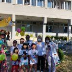 Il taxi di Zia Caterina e i clown dottori animano il pomeriggio per ospiti dell'Hospice
