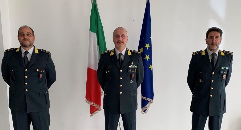 GdF Fermo: cambio al vertice, il maggiore Benito Addolorato nuovo comandante