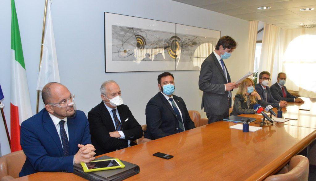 Le deleghe e le dichiarazioni dei sei nuovi assessori della Giunta