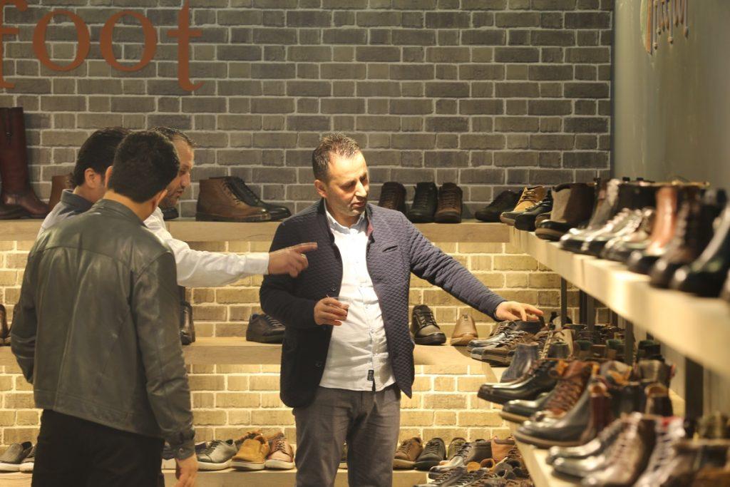 Le imprese del calzaturiero marchigiano recuperano in Turchia quote di mercato Russo