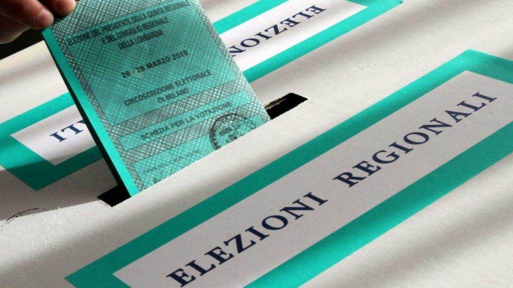Elezioni regionali 2020: tutti gli eletti della Giunta e del Consiglio Regionale