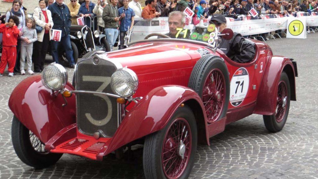 Millemiglia 2020: il 23 ottobre arriva a Fermo e Ascoli Piceno