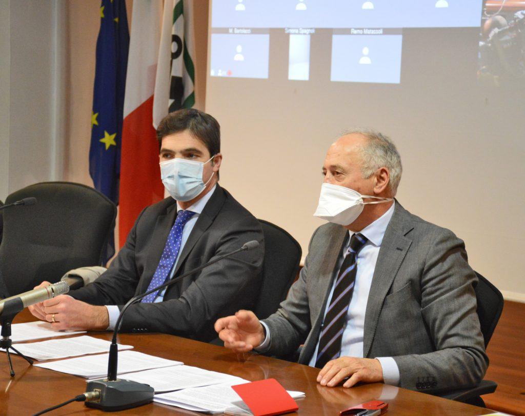 Focolaio Covid al Murri, l'Assessore Saltamartini incontra i vertici sanitari