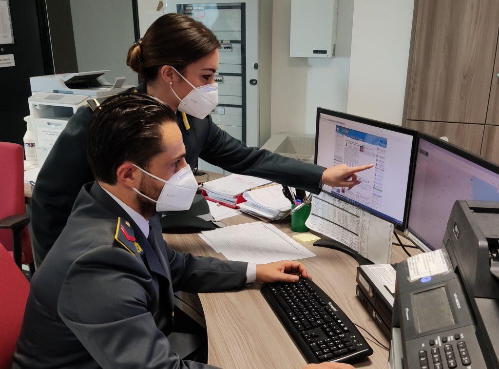 Reddito di Cittadinanza, la GdF di Fermo scopre 7 furbi per un incasso di 110 mila euro