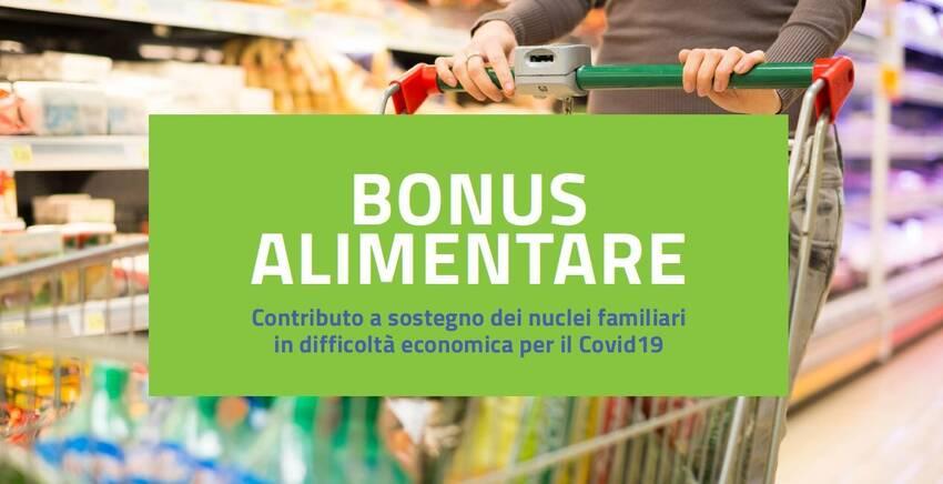 Bonus alimentare, i termini per le domande fino al 31 gennaio