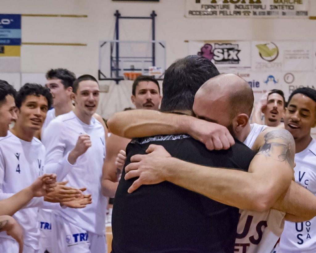 Rossella Civitanova vince contro la Rennova Teramo per 82-79