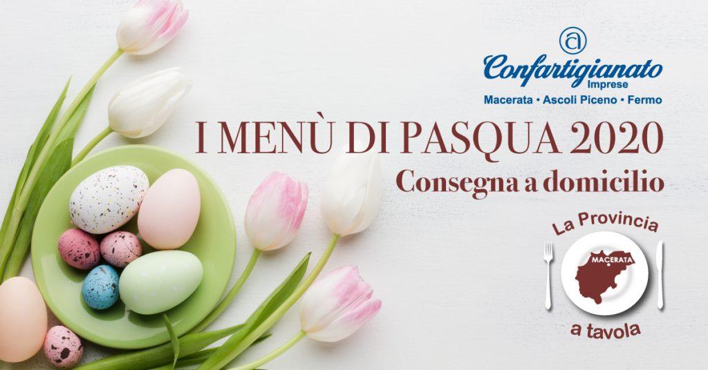I menù di Pasqua. Torna la guida ai ristoranti di Confartigianato Mc Fm Ap