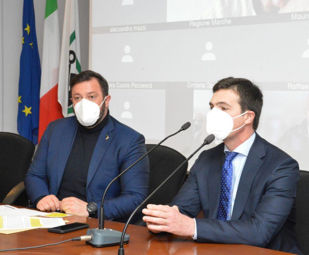 Ripartenza post pandemia. Le Marche chiedono più risorse sull'economia reale.