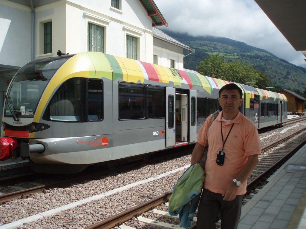 """Serena, un articolo sulla rivista """"Le Strade"""" per il recupero della ferrovia Valtenna."""