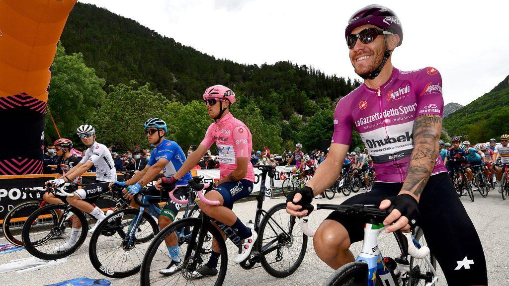 Ascoli Piceno la sesta tappa del Giro d'Italia. Regolamentazione viabilità
