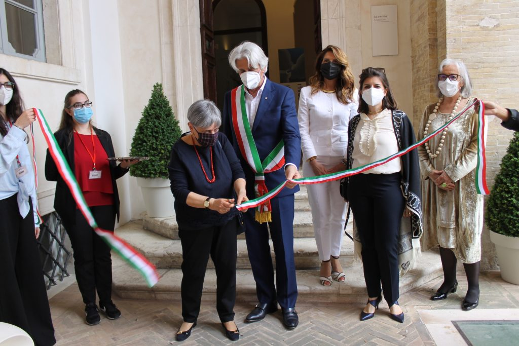 Macerata: APalazzo Buonaccorsi inaugurata la mostra dedicata a Tullio Crali