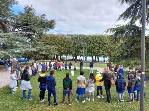 Cura fitosanitaria alberi, al Girfalco il via al progetto di educazione ambientale