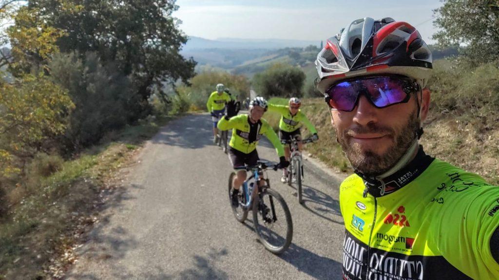 Domenica a Monte Urano in scena la 1° Prova della cicloturistica in Mountain Bike per amatori.