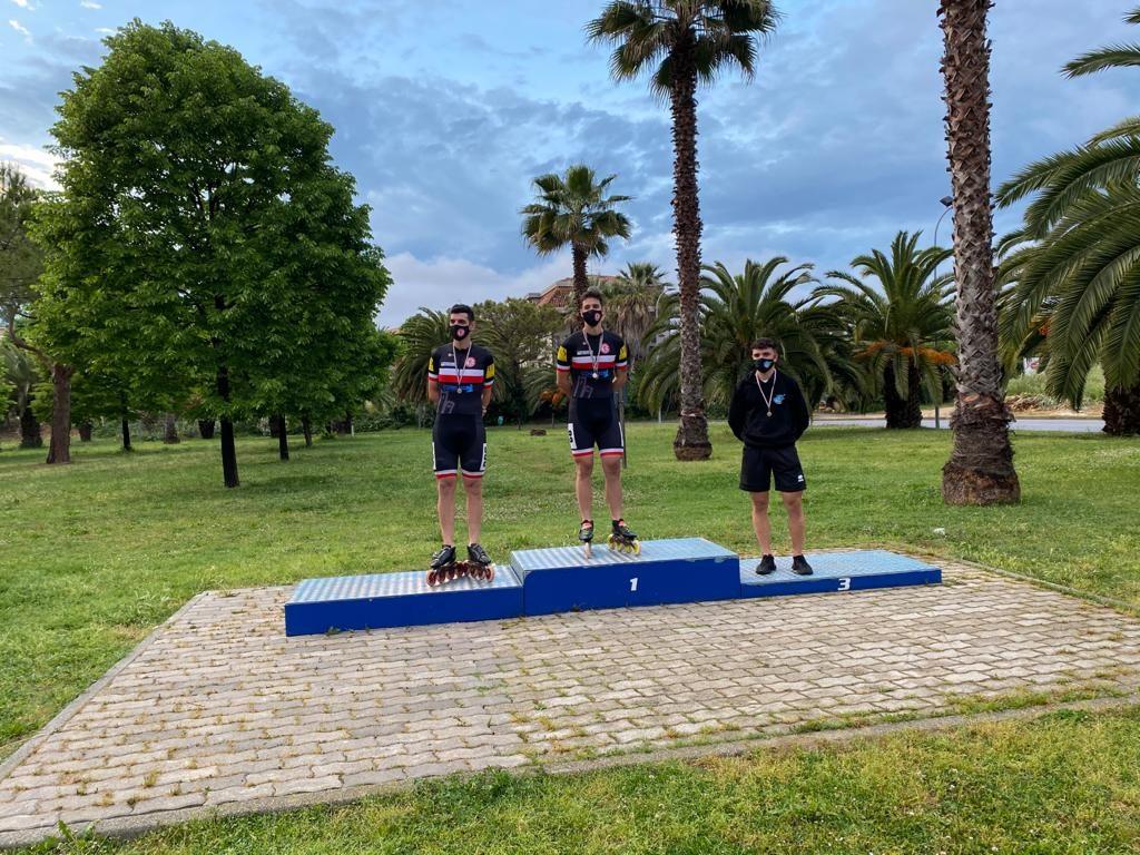 San Severino: Pattinaggio, Rotellistica Settempeda bene nella corsa su strada