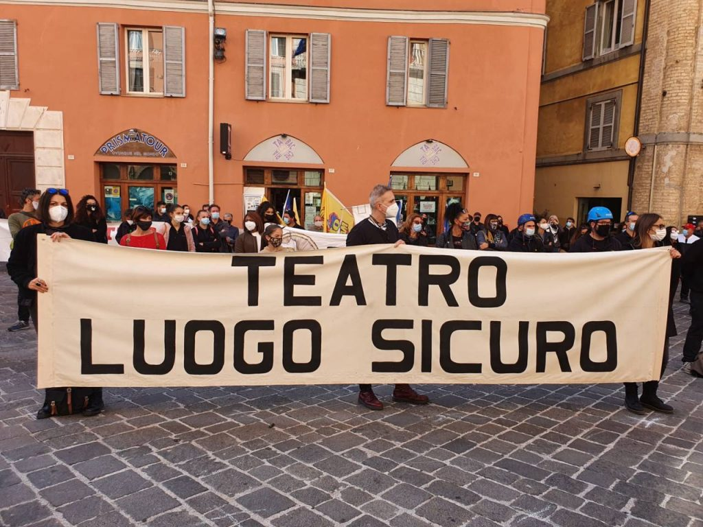Regione Marche: Misure di sostegno ai lavoratori dello spettacolo